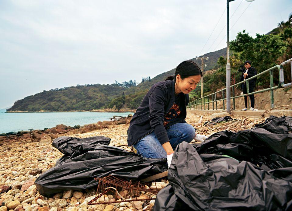 Plastikmüll: Beach Clean Up