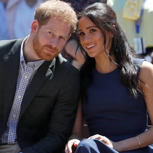 Prinz Harry und Ehefrau Meghan reisen derzeit durch Australien