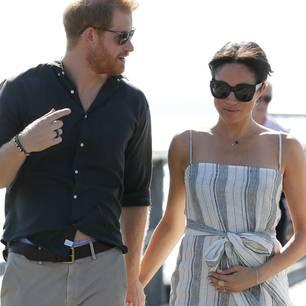 Herzogin Meghan: Sie reist derzeit mit Ehemann Prinz Harry durch Australien und sagt immer mehr Termine ab