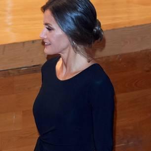 Königin Letizia zeigt ihre Shapewear
