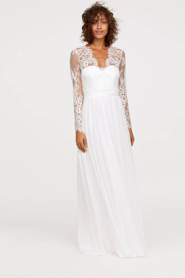Hochzeitskleid von H&M