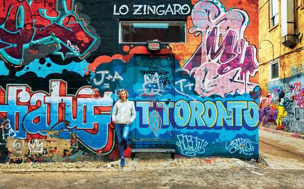 Radreise durch Kanada: Toronto