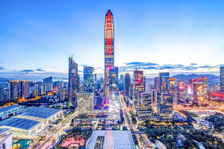 Sädtereisen 2019:  Shenzhen, China
