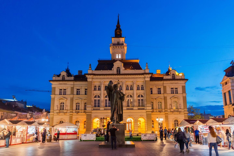 Städtereisen 2019: Novi Sad, Serbien