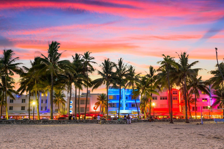 Städtreisen 2019: Miami, USA