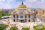 Städtereisen 2019: Mexiko-Stadt