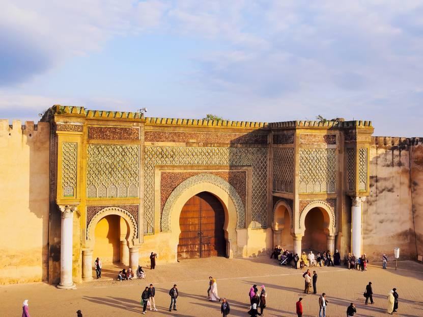 Städtereisen 2019: Meknès, Marokko