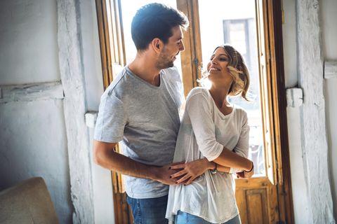 3-Tage-Regel: Glückliches Paar