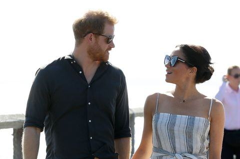 Meghan Markle: Meghan und Harry in Australien