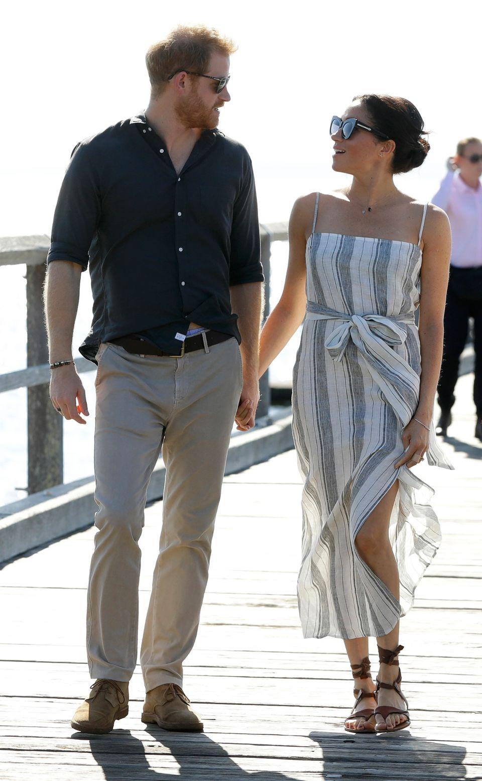 Meghan Markle: Meghan und Harry in Australien