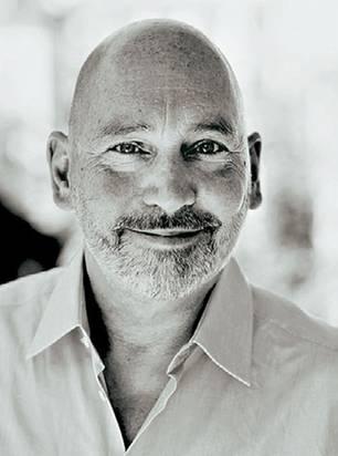 Porträt Oskar Holzberg