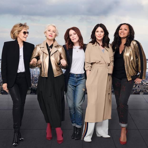 Anti-Age-Make-up: Iris Berben, Helen Mirren, Julianne Moore und Jane Fonda