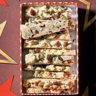 Australische White Christmas Slices (Schoko-Konfekt)