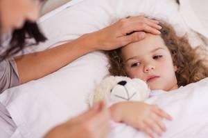 Tage des Horrors: Meine Kinder haben die Grippe!