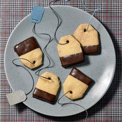 Englisches Earl-Grey-Shortbread