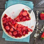 Erdbeer-Mascarponetorte