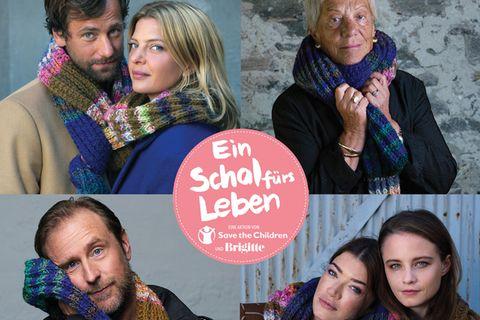 Schal fürs Leben - das Video