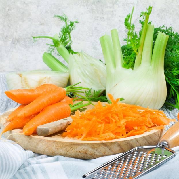 Fenchel-Zitronen-Gemüse