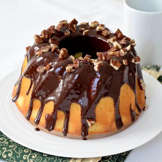 Schoko Nuss Kuchen Brigitte De