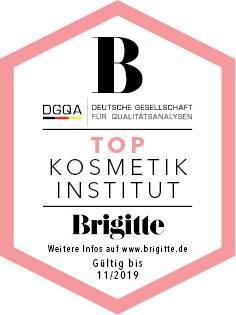 Das BRIGITTE-Siegel für unsere Experten