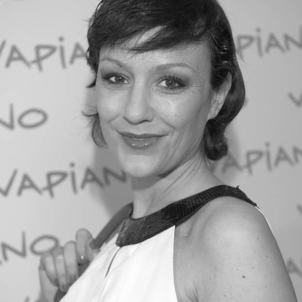 Miriam Pielhau: Die verstorbene TV-Moderatorin bei einem Event