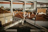 Hochzeitsfoto aus Lissabon