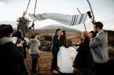 Hochzeitsfoto aus Neuseeland