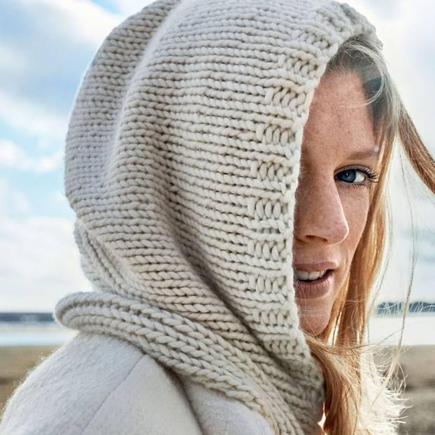 Hoodie stricken: Schritt für Schritt