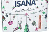 Die schönsten Beauty-Adventskalender: Isana Ampullen Adventskalender