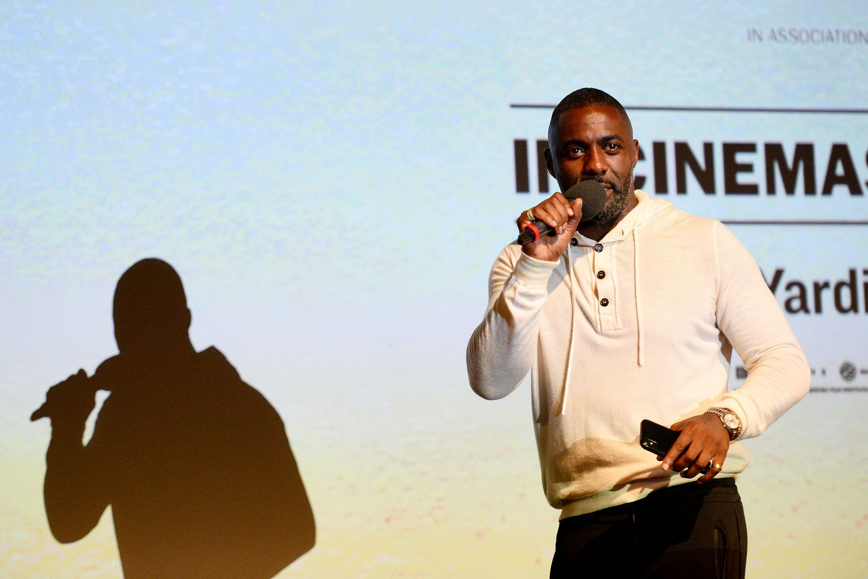 """Sexiest Man Alive 2018"": Idris Elba"