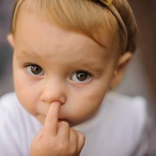 Nasebohren ist gefährlich