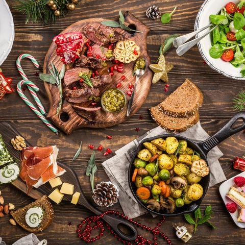 Schnelles Weihnachtsessen: Turbo-Rezepte fürs Fest