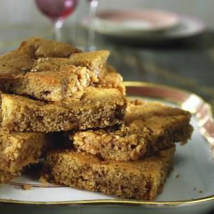 Walnuss-Mandel-Ingwer-Kuchen