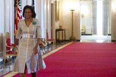 Michelle Obama im BRIGITTE-Interview: So war mein Leben im Weißen Haus