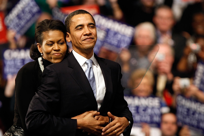 Michelle Obama über Ehe mit Barack, Fehlgeburten und Kinderwunsch | BRIGITTE.de