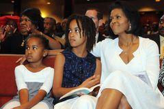 BRIGITTE-Interview: Michelle Obama über ihre Kämpfe als berufstätige Mutter