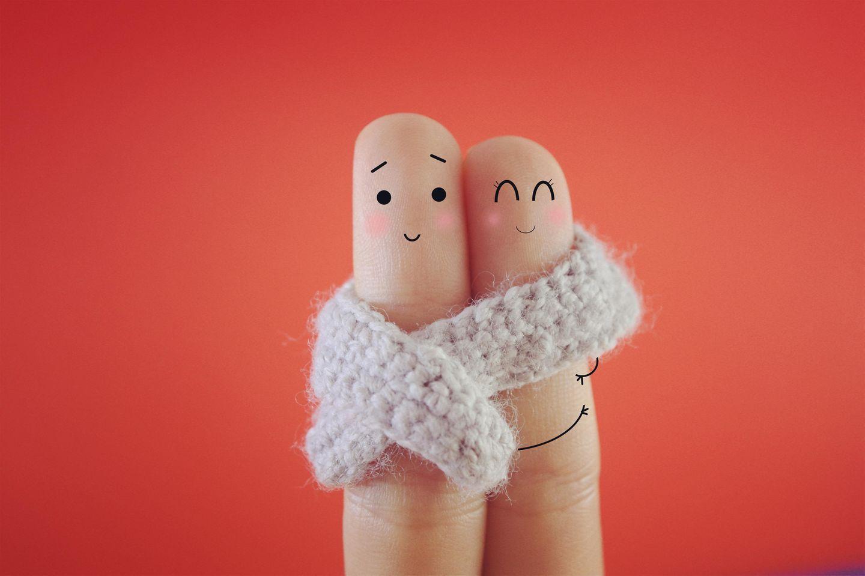 Schal fürs Leben: Hier könnt ihr euer Foto mit dem Schal hochladen!