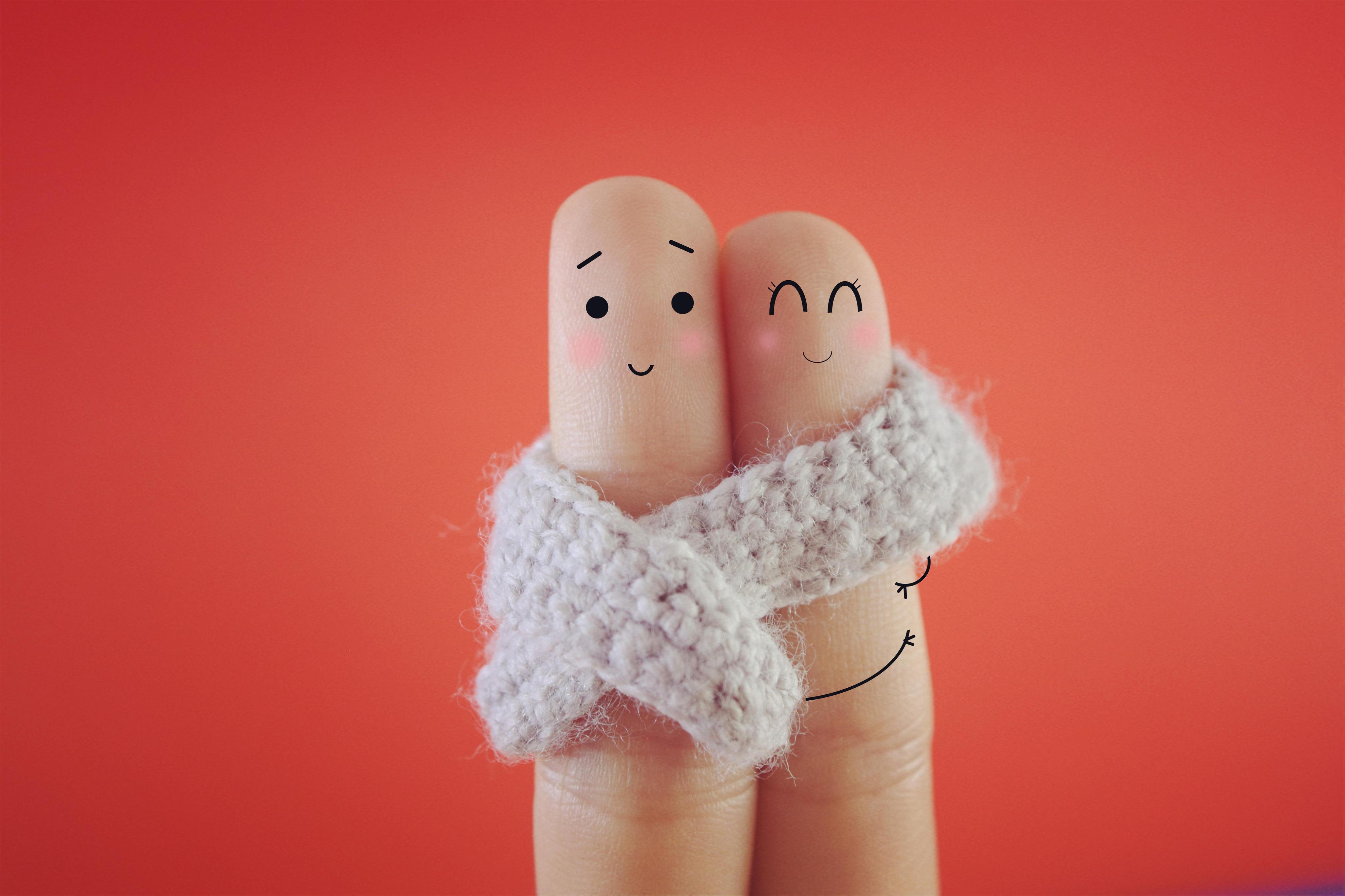 Schal fürs Leben: Hier könnt ihr eure Fotos hochladen | BRIGITTE.de