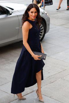 Herzogin Meghan: Deshalb trägt sie nie Kleider von Victoria Beckham