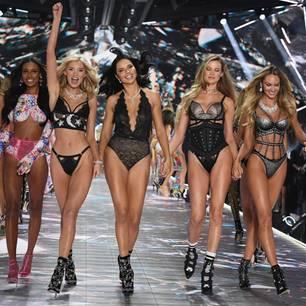 Victoria's Secret 2018: Victoria's Secret Engel auf dem Laufsteg