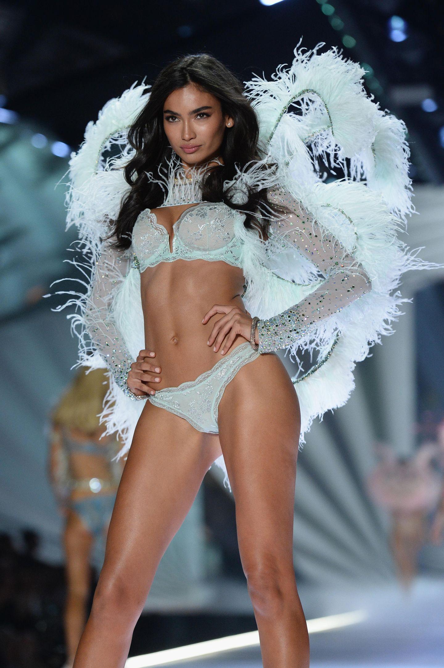 Victoria's Secret 2018: Kelly Gale