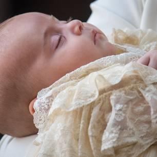 Prinz Louis: Der Royal am Tag seiner Taufe
