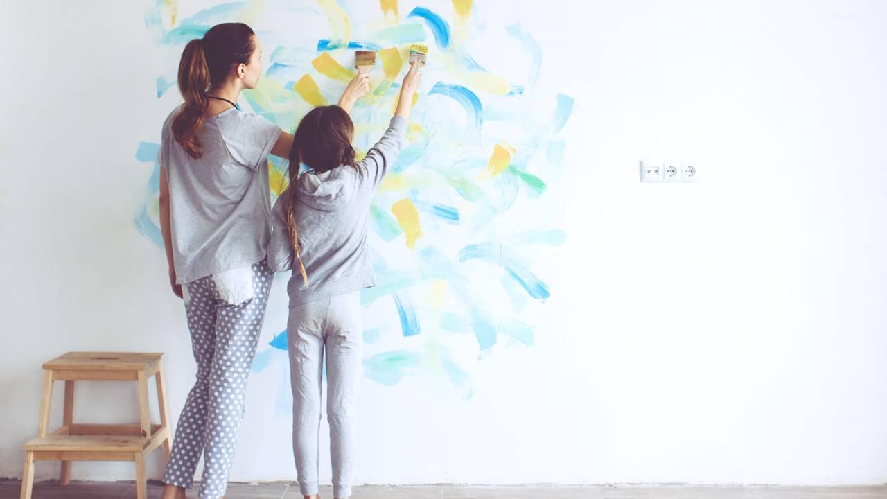 Kinderzimmer streichen: Die schönsten Ideen   BRIGITTE.de