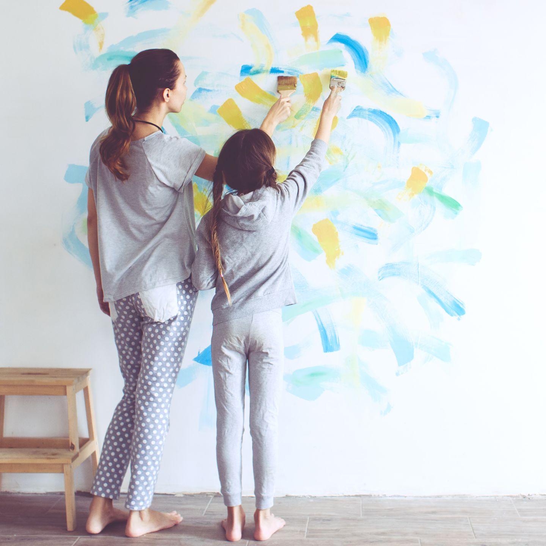 Kinderzimmer Streichen Ideen Und Tipps Zur Farbenwahl 7