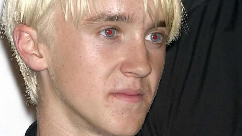 Tom Felton: So sieht Draco Malfoy nicht mehr aus