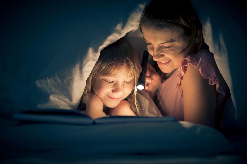 Vorlesen macht glücklich