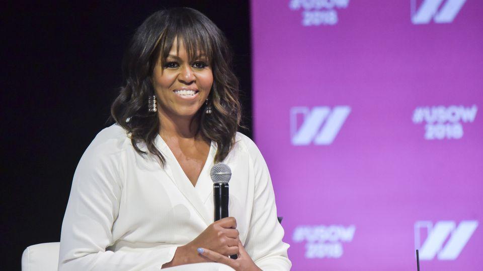 """Ex-First-Lady Michelle Obama über Erziehung im Weißen Haus: """"Ich würde es meinen Kindern nicht noch einmal antun"""""""