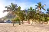 Wo ist es im Winter warm? Strand und Palmen
