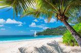 Wo ist es im Winter warm? Malediven
