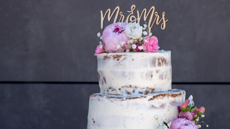 Naked Cake mit Beeren - Sweets & Lifestyle